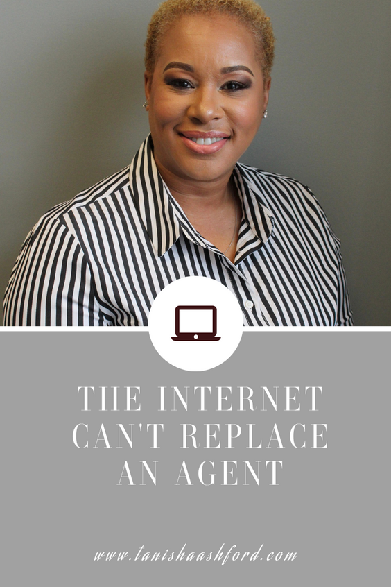 The Internet Can't Replace Your Agent