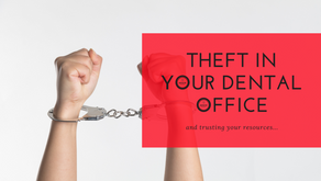 Theft in Your Dental Office