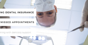 Billing Missed Dental Appointments D9986 and D9987