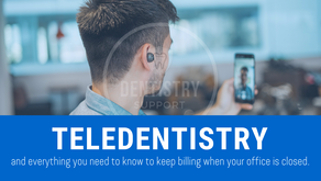 Teledentistry: Facts, Billing and FYI's