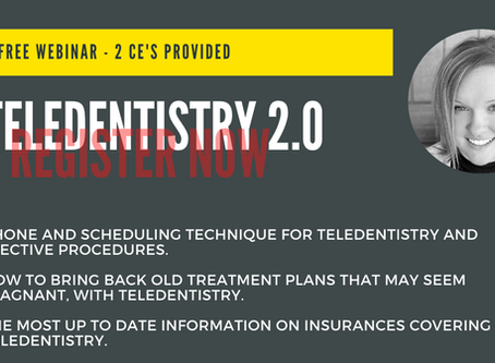 Teledentistry 2.0 Replay