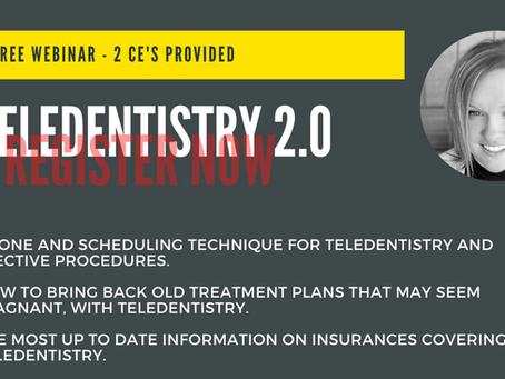 Teledentistry 2.0