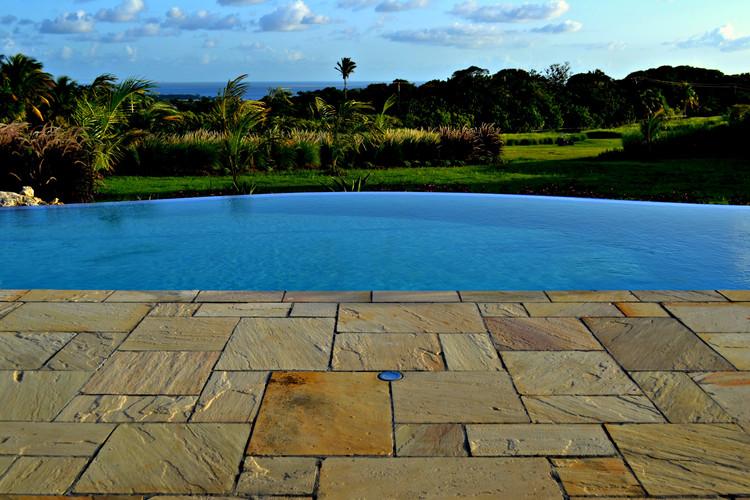Tiles Used: HIMALAYAN SANDSTONE