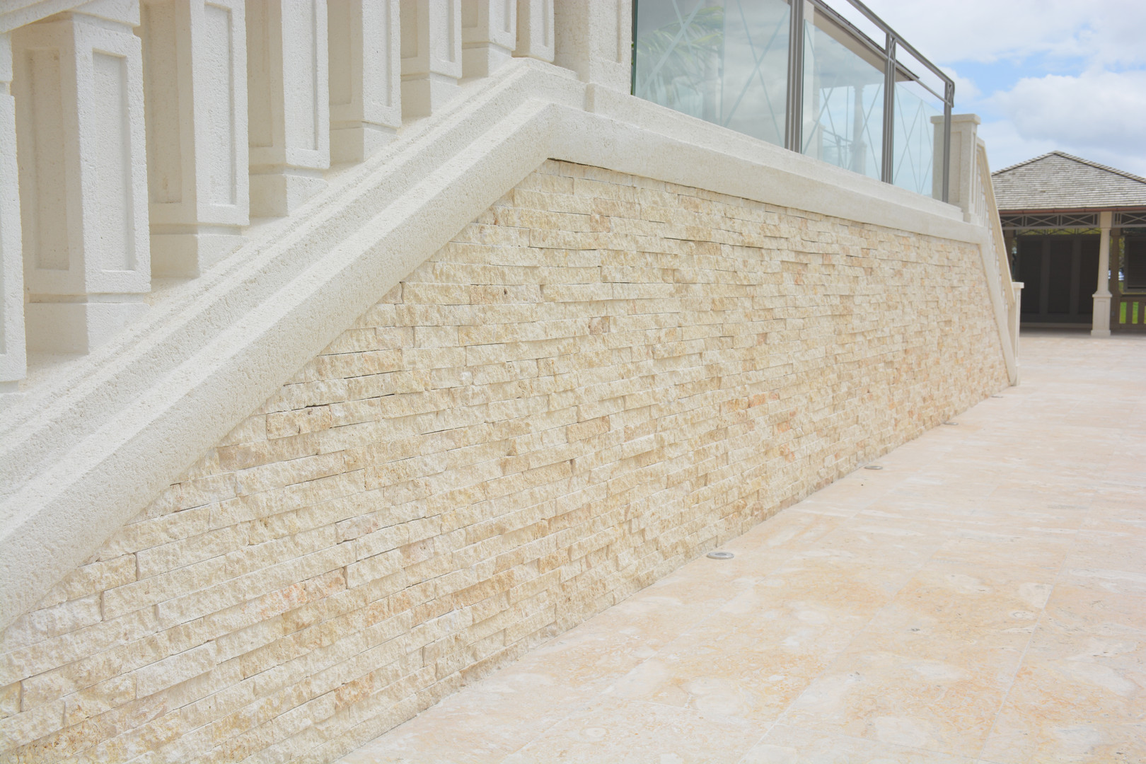 Tiles Used: SHELLSTONE