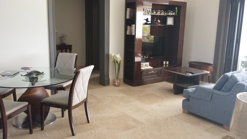 Tiles Used: TRAVERTINE CLASSIC