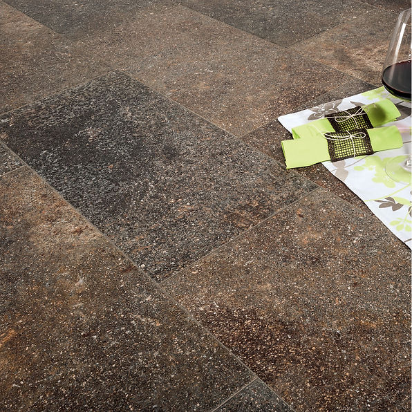 Ceramica Valsecchia Italy Porcelain Lifestone Brown modern tile keystone products Limited Barbados colour body quality outdoor tile non-slip grip textured