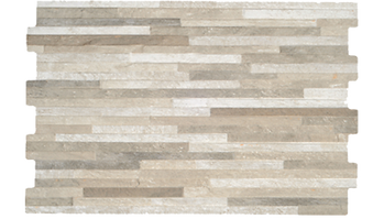 Fileto Pietre Graphite 13.6x20 feature wall tile beige decor Brazil Keystone Products Barbados
