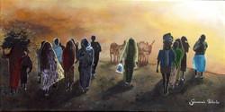 Rush Hours - Edua, Ethiopia