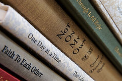Side of books
