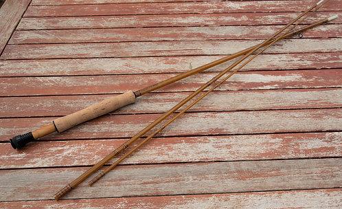 """Kabuto 8'3"""" #6/7 3 piece fibreglass rod"""