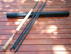EPIC DH13 5-6 weight double handed rod