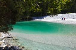 Blue Pools Mt Aspiring National Park, Otago NZ