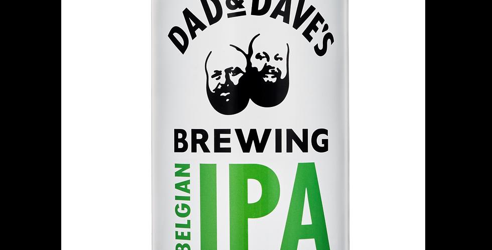Dad & Dave's Brewing Belgian IPA