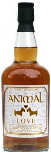 Animal Love Blended Scotch Whisky