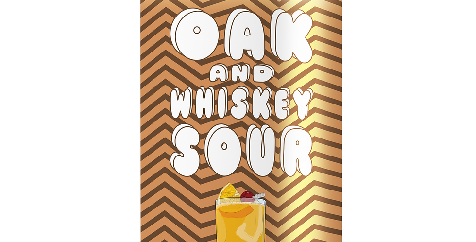 Dad & Dave's Brewing Oak and Whiskey Sour