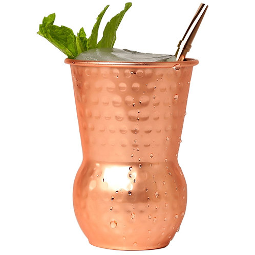 Moscow Mule Hammered Copper Plated Mug