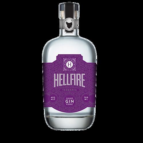 Hellfire Bluff Summer Floral Gin