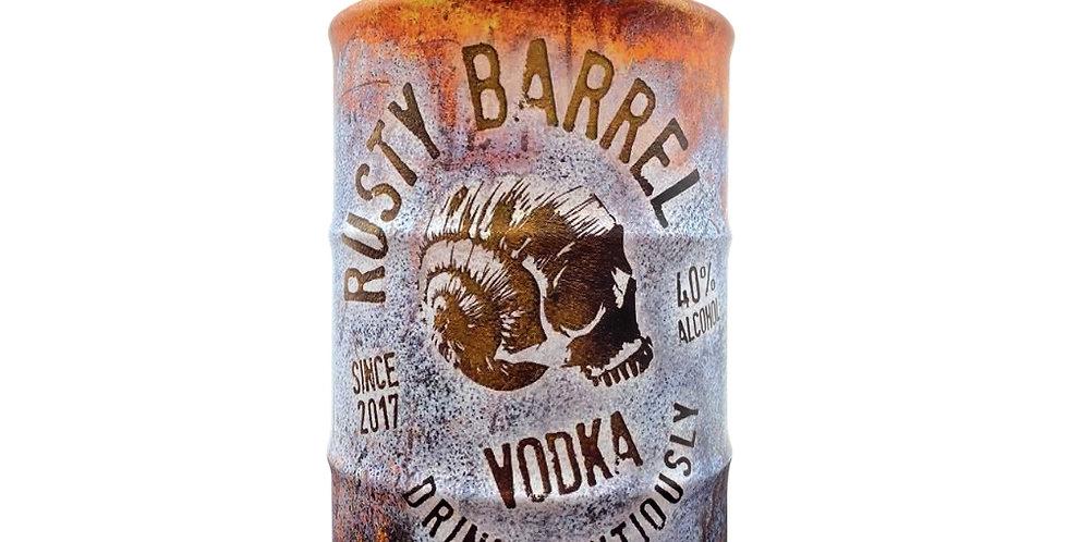 Rusty Barrel Vodka