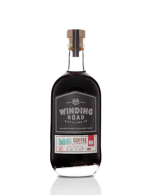 Winding Road 50 Mile Coffee Liqueur
