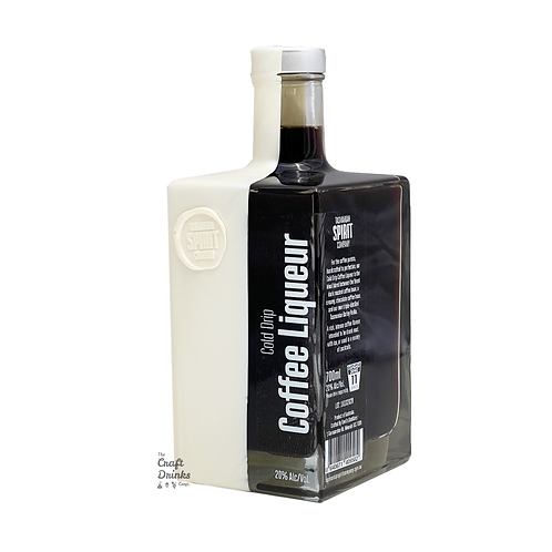 Cold Drip Coffee Liqueur