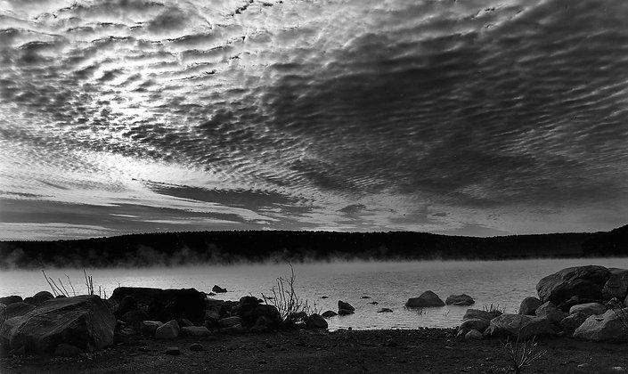 Quabbin at Dawn