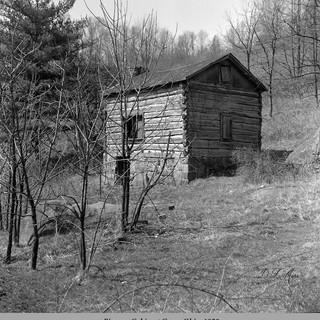 Pioneer Cabin at Greer, Ohio, 1950