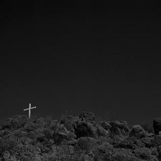 Sentinel Cross, San Xavier Mission