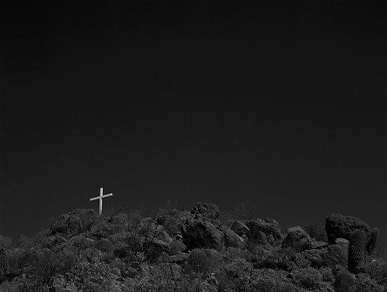 Sentinel Cross - San Xavier Mission
