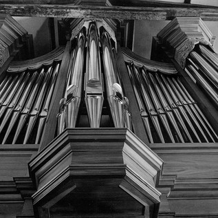 Organ Pipes, Rooster Church
