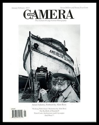 View Camera magazine, January and February 2013