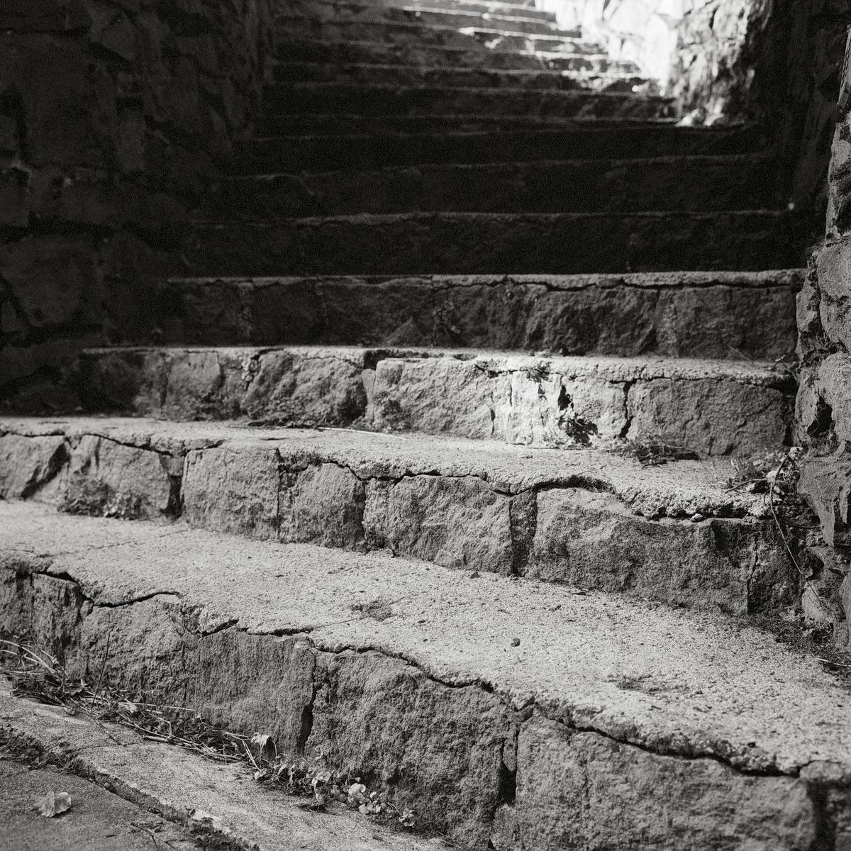 Stone Steps 2015_Rolleiflex 35F_Kodak T400CN-sm