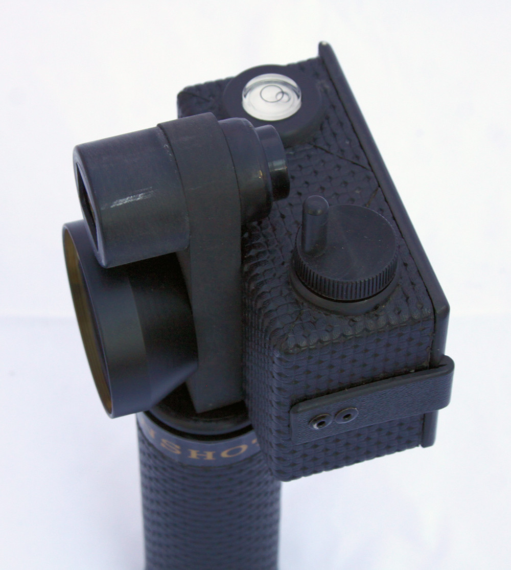 SpinShot 35s panoramic camera - top left view