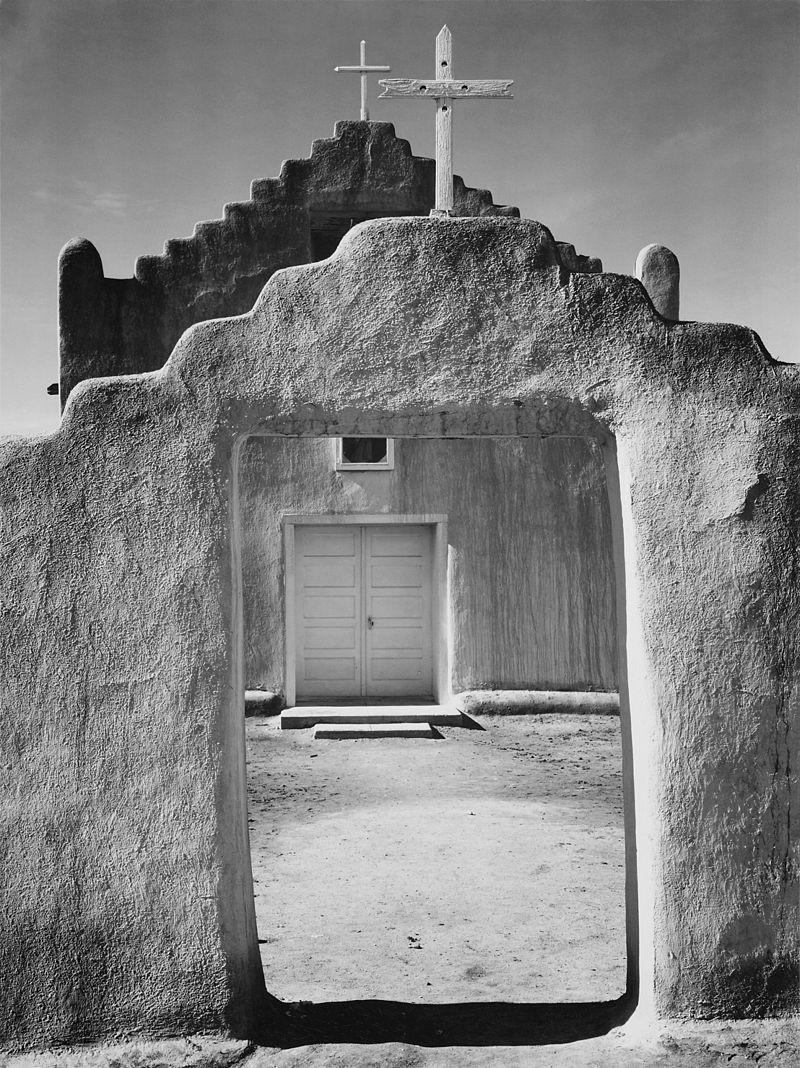 Ansel Adams - Arches