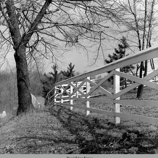 Vanishing Fence