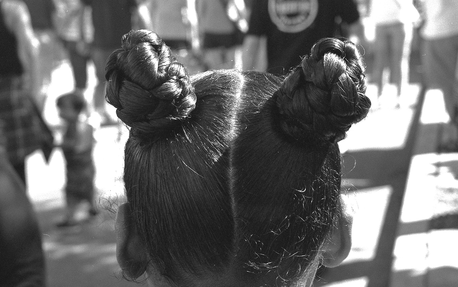 Curly tails, 4th Ave Street Fair