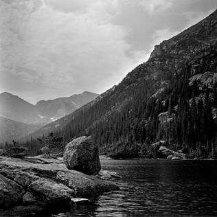 Mills Lake - Rock