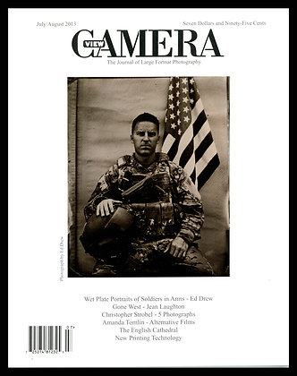View Camera magazine, July and August 2013