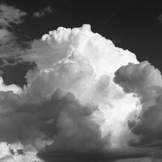 Monsoon Clouds over Arizona