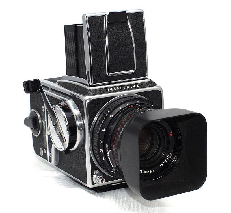 Hasselblad 500CM camera