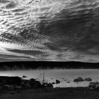 Quabbin at Dawn