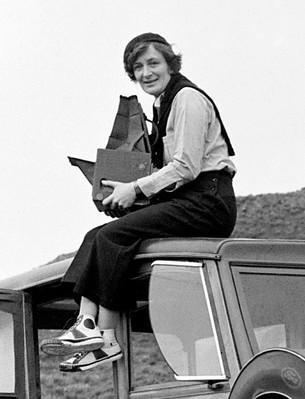 Profile: Dorothea Lange