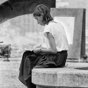 Summer in Avignon