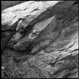 Granite in the Catalina Mountains