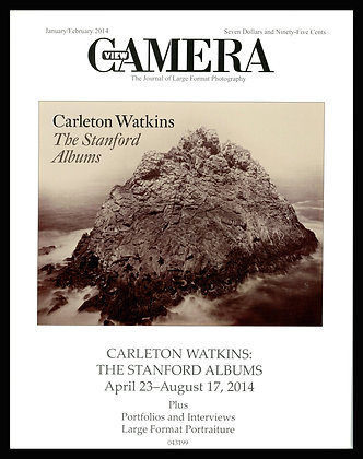 View Camera magazine, January and February 2014