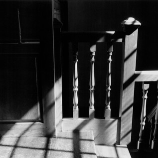 Stairway, Rooster Church