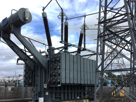 Substation Monitoring for Future Networks