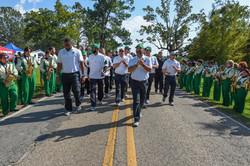 parades in Monticello, AR
