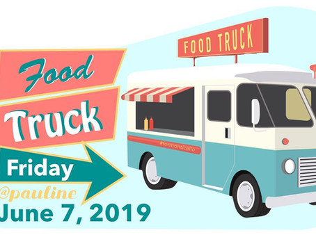 Food Truck Friday on 6/7