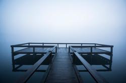 Pier in Monticello, AR