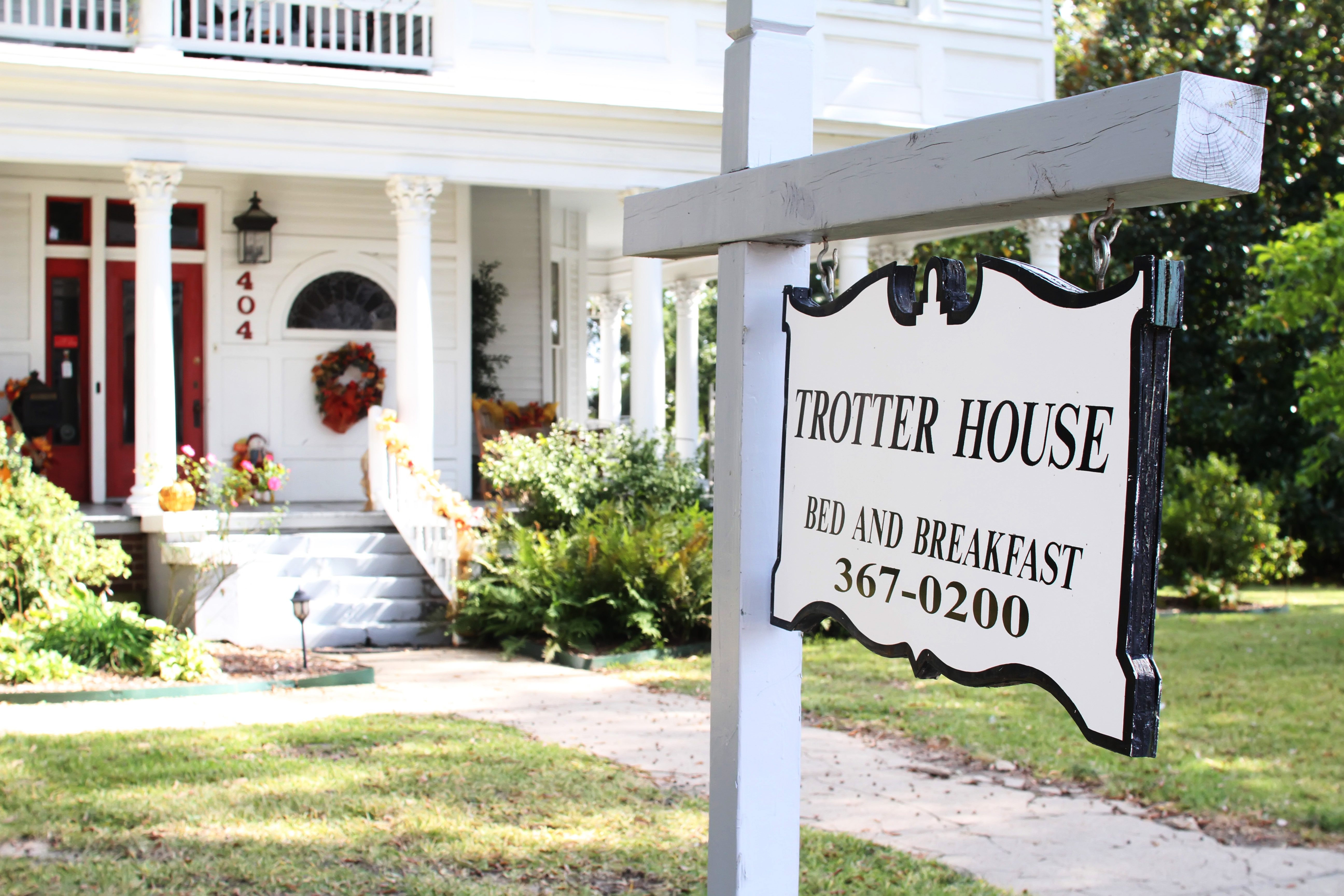 Trotter House B&B Monticello, AR